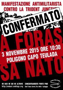 manifesto_3 novembre teulada_confermato